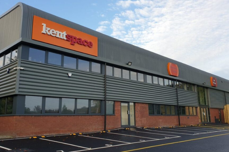 Kent Space Self Storage Ebbsfleet